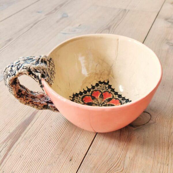 kop i keramik